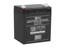 Akumulátor 12V / 4Ah, rozměr: DxŠxV = 90x70x108 mm
