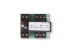 RELE-BOARD RB2, přídavný RELÉ modul 2 vstupy/výstupy